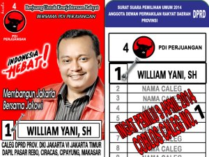 william yani, sh